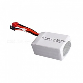 ELK-RACING baja 7.4V 5C 4200mAh T Plug High Lipo Battery for High Pressure Receiving 5t 5sc Quadcopter drone part