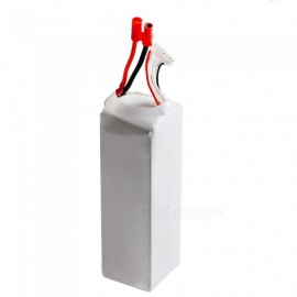 1PC 22.2V 10C 5400mAh banana Plug High Lipo Battery Remote Control Helicopter Quadcopter Drone Part - White