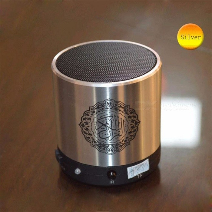 SQ200 Portable Mini Metal Remote Control Column Bluetooth Speaker, Wireless  Sound Box Subwoofer For Home Red