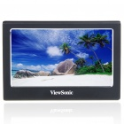 "ViewSonic 3.5"" TFT LCD RM/MP3/MP4/E-Book/FM Portable HD Media Player (480 x 272/8GB)"