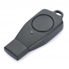 USB GPS 65-Channel Data Logger Dongle - Black