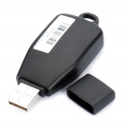 USB GPS 65-Channel Data Logger Dongle - Negro