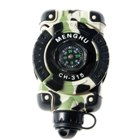 Rugged Water Resistent Heavy Duty Lighter with Compass