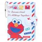 Cute Cartoon Style 12-Slot ID Card/Badge Holder/Bag - Sesame Street