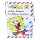 Cute Cartoon Style 12-Slot ID Card/Badge Holder/Bag - Sponge Bob Squarepants