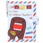 Cute Cartoon Style 12-Slot ID Card/Badge Holder/Bag - DOMO KUN