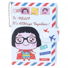 Cute Cartoon Style 12-Slot ID Card/Badge Holder/Bag - Hello CaiCai