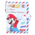 Cute Cartoon Style 12-Slot ID Card/Badge Holder/Bag - Super Mario
