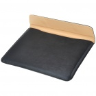 Protective PU Leather Case for Apple iPad/iPad 2 - Black