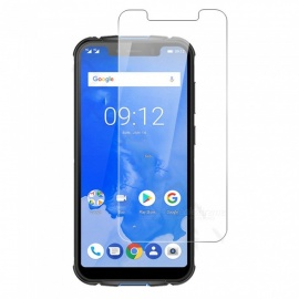 Naxtop Two-pieces Tempered Glass Screen Protectors for Ulefone Armor 5