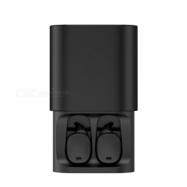 QCY T1 Pro Wireless Bluetooth Earphones Mini In Ear Earbuds Sports Headphones Black