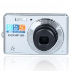 Olympus FE-4050 12 Mega Pixel 4X Optical Zoom Digital Camera (Silver)