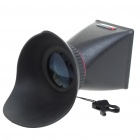 2.8X LCD Foldable Viewfinder for Canon 5D Mark II/7D/500D