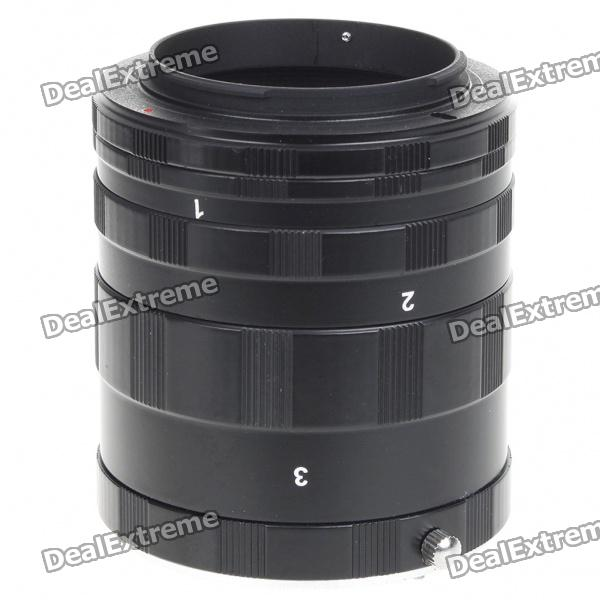 Macro Extension Tube Ring for Olympus OM 4/3 Camera