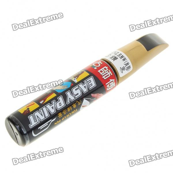 Benz & BMW Black UV Protection Auto Body Paint Scratch Repair Pen (25ml)