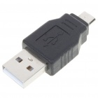 USB to Micro USB Adapter - Black