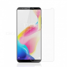 9H Tempered Glass Screen Protector Film for CUBOT X18 Plus 4G Phablet