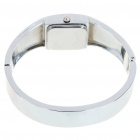 Stylish Bracelet Band Wrist Watch - Silver (1 x 377)
