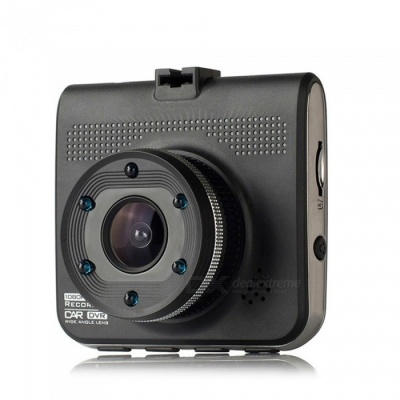 Car DVR Dash Camera Auto Video Recorder Full HD 1080P Vehicle Camera IR Night Vision Dashcam