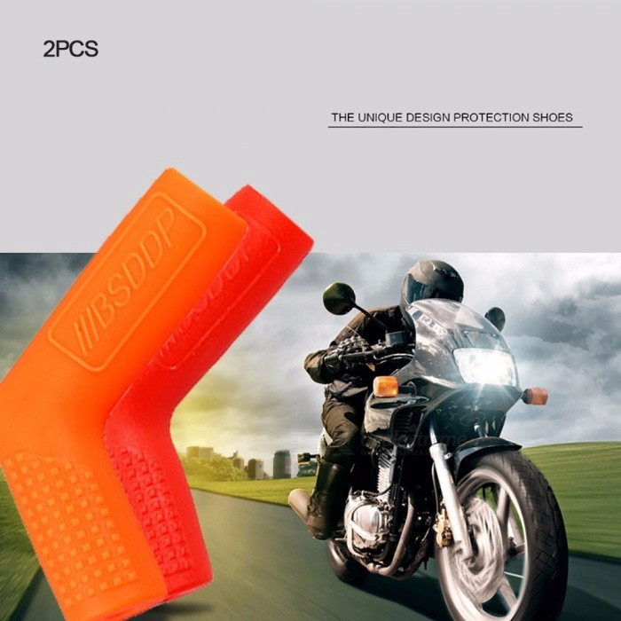 Motorcycle Gear Shift Lever Cover Case Thickened Rubber Gear