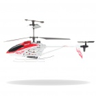 Red 3-CH Gyroscope R/C Helicopter