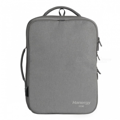 [Pre-sale] Hanergy Business Series Thin Film Solar Powered Package 25L Large Capacity Bag - Gray