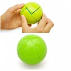 P-TOP Magic 3D Intelligence Ball Puzzle Brain Teaser Game Educations Kids IQ Training Logical Puzzle Children Toys