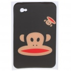 Protective Backside Sticker for Samsung P1000 - Paul Frank (Black)