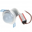 5W 430-Lumen 6500K White LED Ceiling Lamp/Down Light with LED Driver (AC 110~240V)