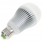 E27 6W Adjustable Brightness 540LM 3500K Warm White Light Bulb (85~265V)
