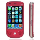 "3,2 ""Touch Screen Dual SIM Dual Network Standby Quadband GSM TV Cell Phone w / Wi-Fi/Dual-Camera/FM"