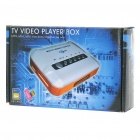 Compact Palm-Size AVI/MP3 Media Player with SD/USB Host/YPbPr/AV