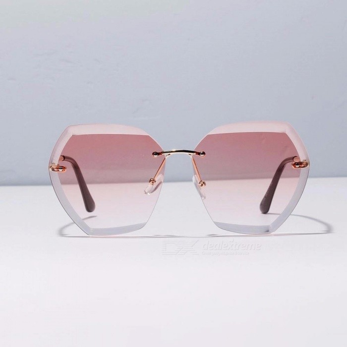 f6c02b1f60 New Design Vintage Rimless Sunglasses
