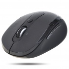 2.4GHz Wireless 500/1000CPI Optical Mouse with Receiver - Black (1 x AA)