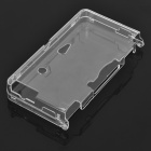 3-in-1 Protective Crystal Case + LCD Protectors + Retractable Stylus Set for 3DS