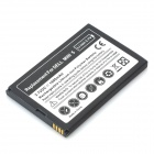 3.7V 1530mAh Rechargeable Battery for Dell Mini 5/Streak