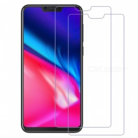 2pcs ASLING 2.5D Arc Edge 9H Tempered Glass Screen Films for CUBOT P20