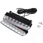 7-LED Blue Light Decoration Strip for Vehicles 12V (2-Pack)