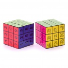Shock-You-Friend Electric Shock Magic Cube - Practical Joke (3 x AG10/Style Assorted)