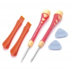 Professional Phone Disassembly Tool for iPhone 4 (6-Piece Set)