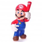 Super Mario Baseball Batter Resin Action Figure Display Toy