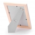 Fashion Simple Wooden Photo Frame (For 13.3 x 8.5cm Photo)