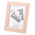 Fashion Simple Wooden Photo Frame (For 16.3 x 11.5cm Photo)