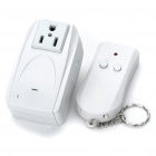 Wireless Remote Controlled AC Power Adapter Set (110V/US Plug)