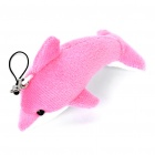 Cute Dolphin Shaped Doll Phone Strap (Color Assorted)