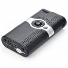 Portable Ultra-Mini Home/Office Cinema Multimedia Player LCoS Projector with AV/SD Card Slot