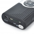 Portable Mini Home/Office Cinema Multimedia Player LCoS Projector with AV/SD Card Slot