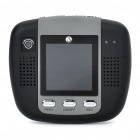 "USB Rechargeable 1.5"" LCD Video Memo Message Machine Recorder with Magnet (TF Slot)"