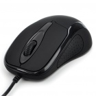 High Performance PS2 1000DPI Gaming Optical Mouse (130CM-Cable)