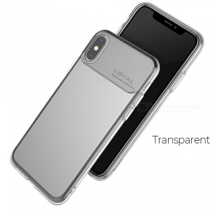 812613fa4e9 HOCO Thin Slim Anti-Scratch Full Coverage Transparent Clear TPU Protective  Phone Case Cover For IPHONE XS, XS Plus, 9 Clear/:iPhone 9 6.1 - Free  shipping - ...
